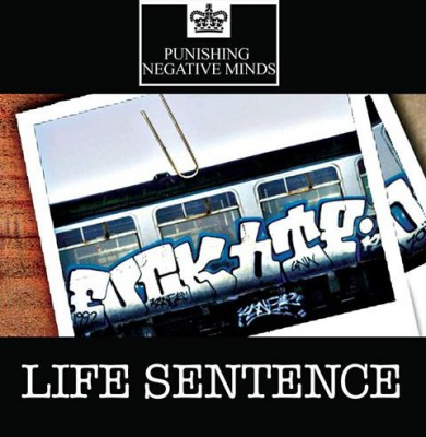 Punishing Negative Minds - Life Sentence