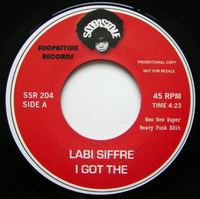 Labi Siffre / Banbarra - I Got The / Shack Up