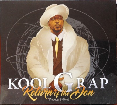 Kool G Rap - Return Of The Don