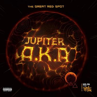 Jupiter A.K.A. - The Great Red Spot