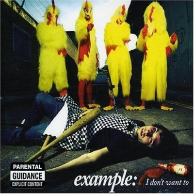 Example - I Don't Want To