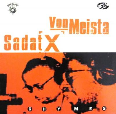 Sadat X / Von Meister - Rhymes
