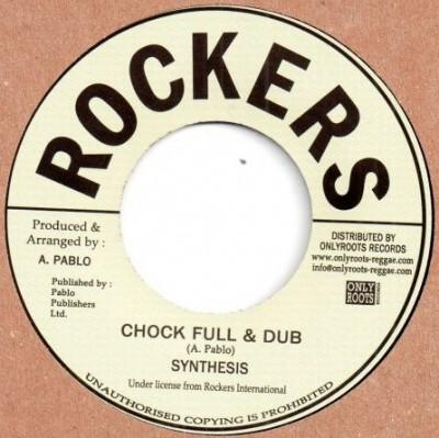 Augustus Pablo - Chock Full & Dub