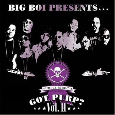 Big Boi Presents Purple Ribbon Allstars - Got Purp? Vol. II