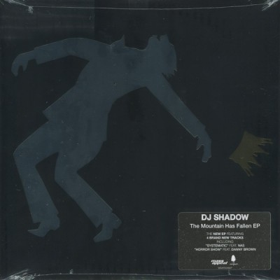 DJ Shadow - The Mountain Has Fallen EP