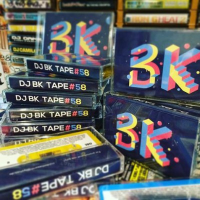 DJ BK - Tape #58