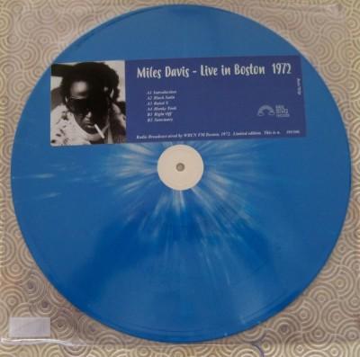 Miles Davis - Live In Boston 1972