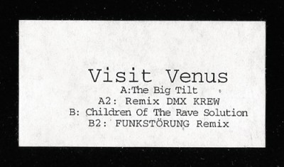 Visit Venus - The Big Tilt