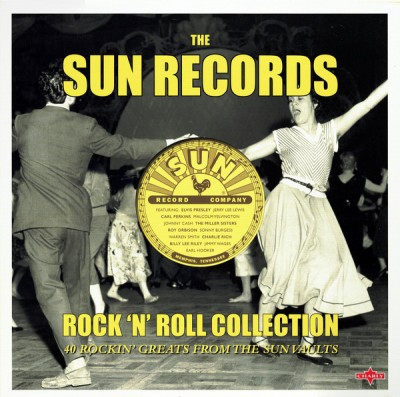 Various - The Sun Records Rock 'N' Roll Collection