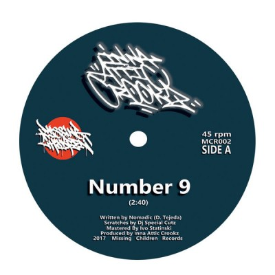 Inna Attic Crookz - Number 9