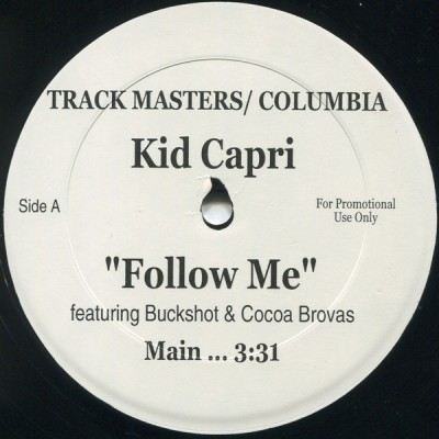 Kid Capri - Follow Me / Creepin