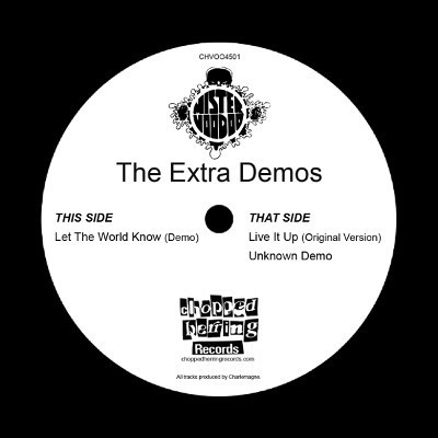 Mr. Voodoo - The Extra Demos
