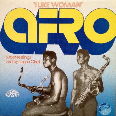 Afro Super-Feelings - I Like Woman