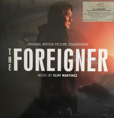 Cliff Martinez - The Foreigner (Original Motion Picture Soundtrack)