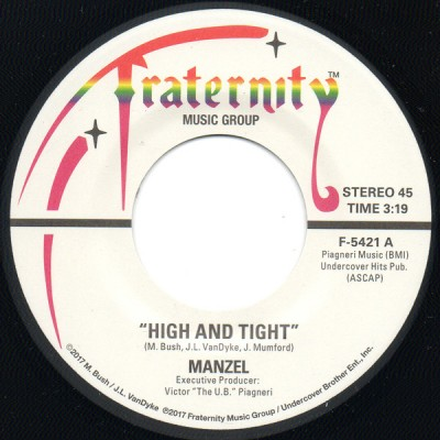 Manzel - High And Tight / Standing On Mars