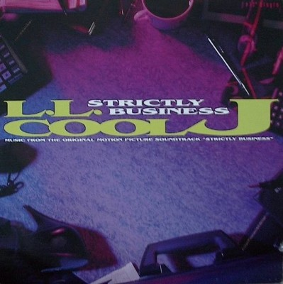 LL Cool J - Strictly Business