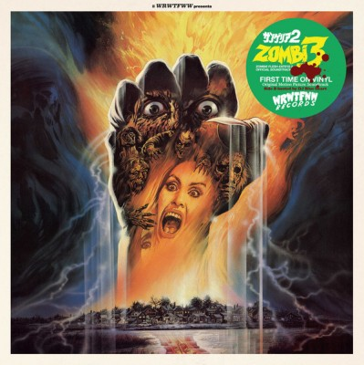 Stefano Mainetti / Clue In The Crew - Zombi 3 / Zombie Flesh Eaters 2 (Original Motion Picture Soundtrack)