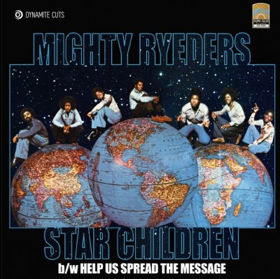 Mighty Ryeders - Star Children
