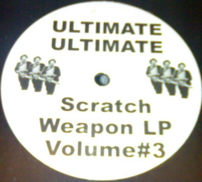 Various - Ultimate Scratch Weapon Volume #3
