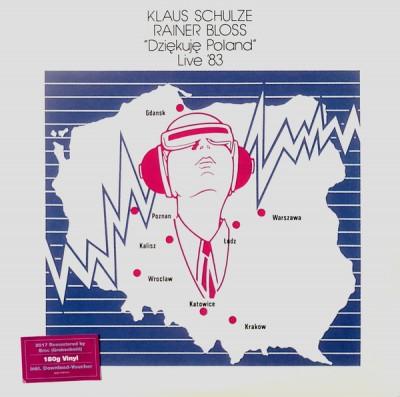 Klaus Schulze - Dziękuję Poland Live '83