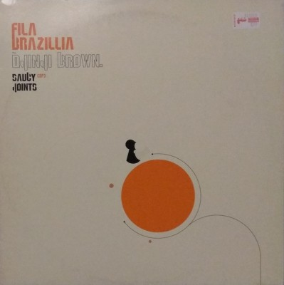 Fila Brazillia Plus Djinji Brown - Saucy Joints EP