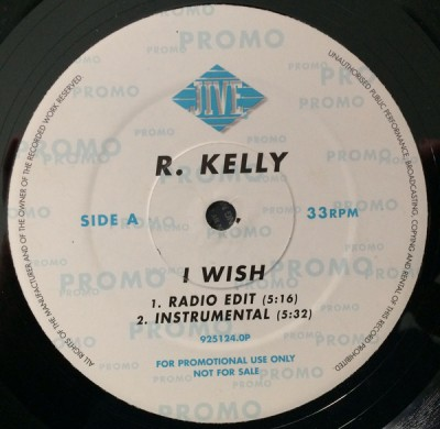R. Kelly - I Wish
