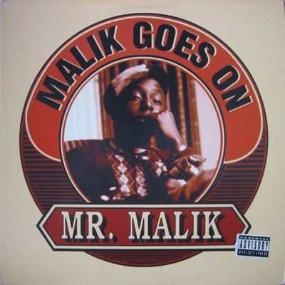 Mr. Malik - Malik Goes On