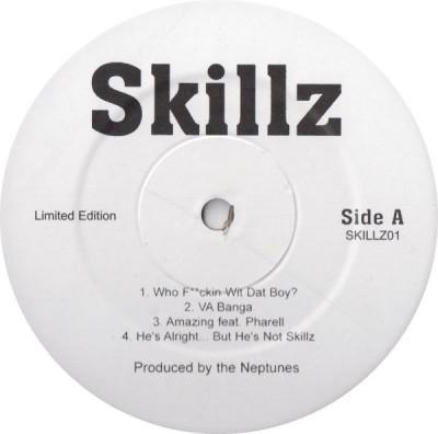 Skillz - Skillz