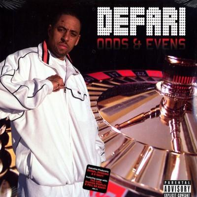 Defari - Odds & Evens