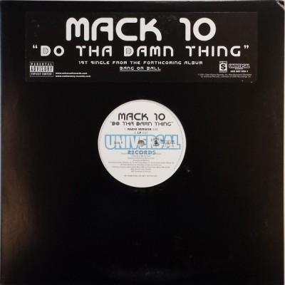 Mack 10 - Do Tha Damn Thing