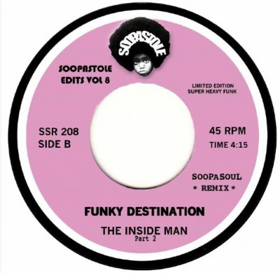 Funky Destination - Soopastole Edits Vol. 8