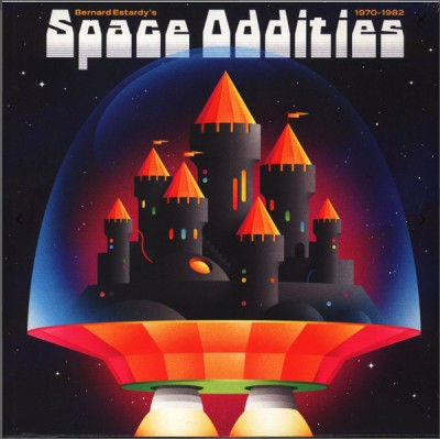 Bernard Estardy - Space Oddities 1970-1982