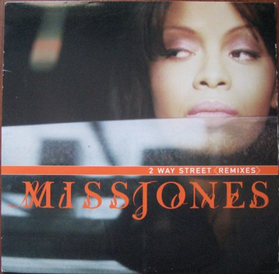 Miss Jones - 2 Way Street (#1 Lady)