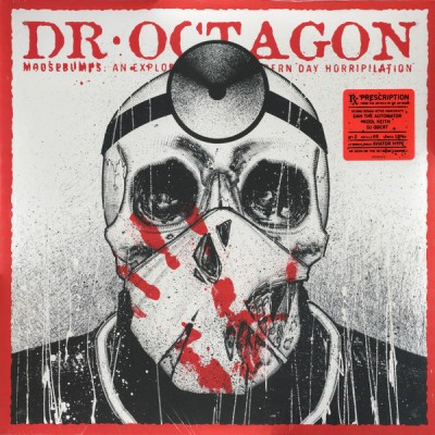 Dr. Octagon - Moosebumps: An Exploration Into Modern Day Horripilation (Black Vinyl)