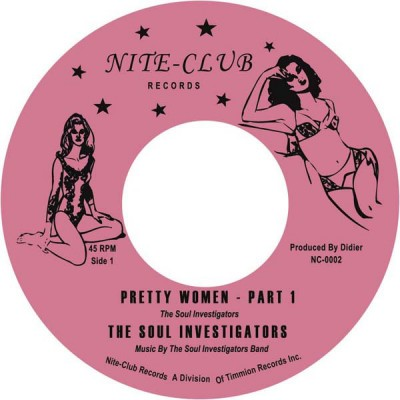 The Soul Investigators - Pretty Women