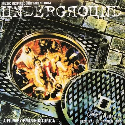 Goran Bregović - Music Inspired And Taken From Underground