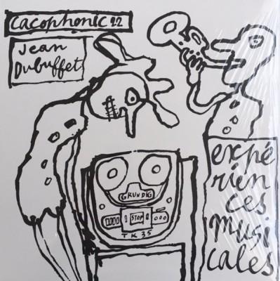 Jean Dubuffet - Musical Experiences