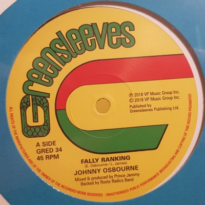Johnny Osbourne - Fally Ranking