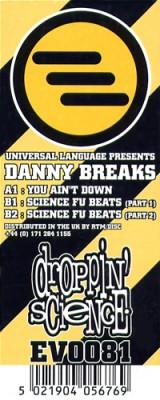 Danny Breaks - You Ain't Down