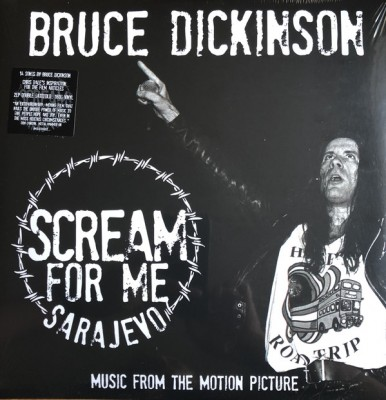 Bruce Dickinson - Scream For Me Sarajevo