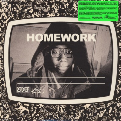 Kev Brown - Homework