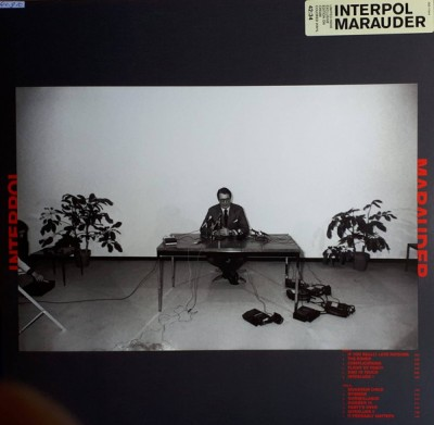 Interpol - Marauder