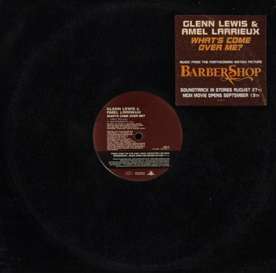 Glenn Lewis - What's Come Over Me?