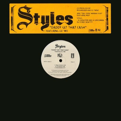 Styles P - Daddy Get That Cash