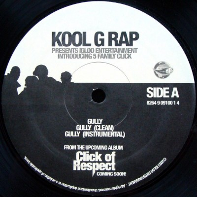 Kool G Rap - Gully