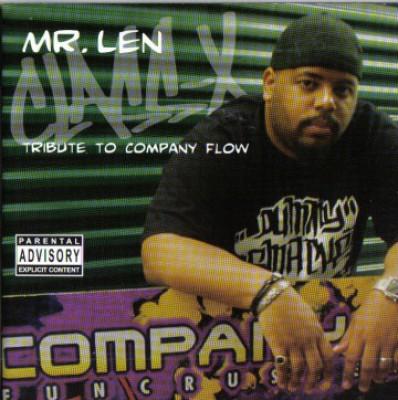 Mr. Len - Class X (Tribute To Company Flow)