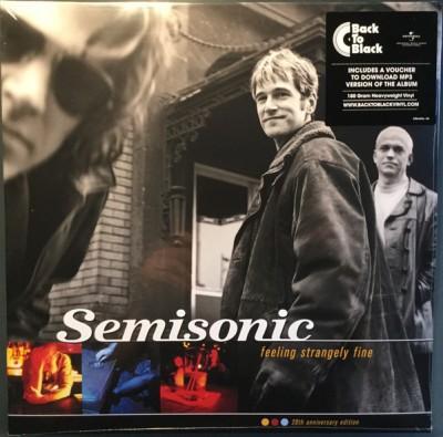 Semisonic - Feeling Strangely Fine