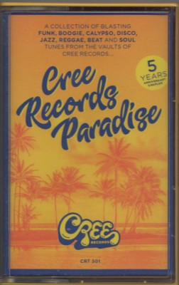 Various - Cree Records Paradise - 5 Years Aniversary Sampler
