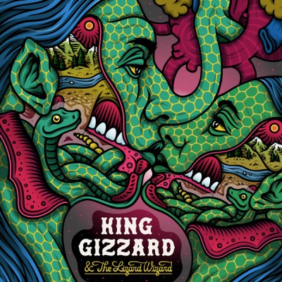 King Gizzard And The Lizard Wizard - Polygondwanaland