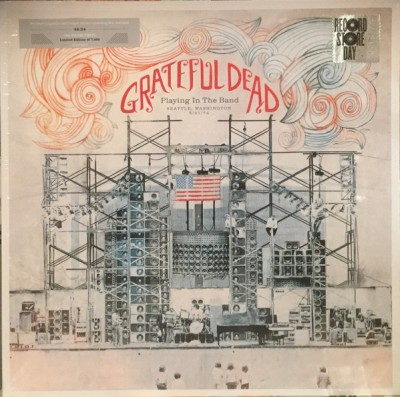 The Grateful Dead - Playing In The Band - Seattle, Washington 5/21/74